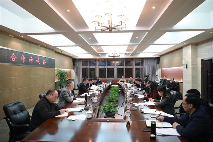 学校与永嘉县人民政府举行合作共建永嘉学院洽谈会